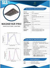 Load image into Gallery viewer, MAGNETAR PRO 640 DUAL SPECTRUM GROW LIGHT