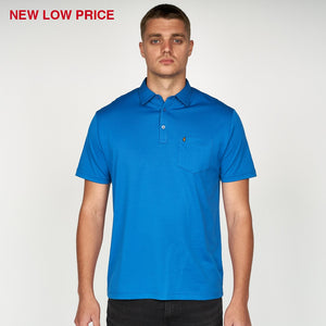 Mens Polo Jersey Shirt Gabicci Classic  - G44Z05 Cologne