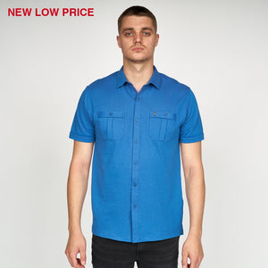 Mens Polo Jersey Shirt Gabicci Classic  - G44Z16 Cologne