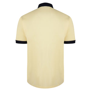 Mens Polo Shirt Classic Gabicci - G00X62 Corn