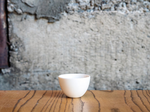 Tasting Cup (Ivory), Stout