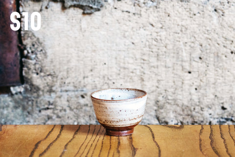 Wild Clay Tea Cup, Traditional