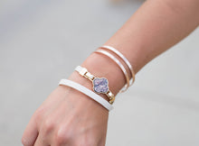 Load image into Gallery viewer, Dainty Gold Cuff Bracelet