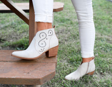 Load image into Gallery viewer, Nashville Starlet Cowgirl Ankle Booties