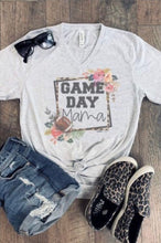 Load image into Gallery viewer, Game Day Mama Graphic Tee