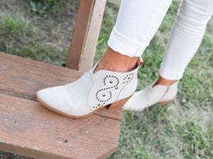 Nashville Starlet Cowgirl Ankle Booties