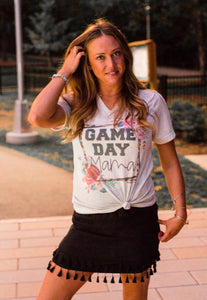 Game Day Mama Graphic Tee