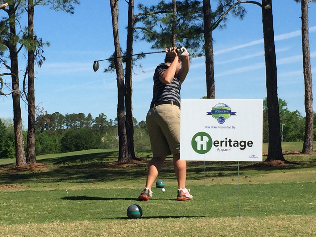 IFC Golf Tournament - Heritage Apparel