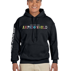 AKPHIWORLD Hoodies