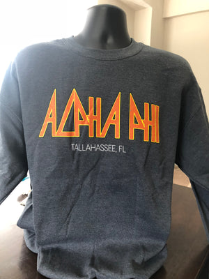 Alpha Phi TLH Sweater