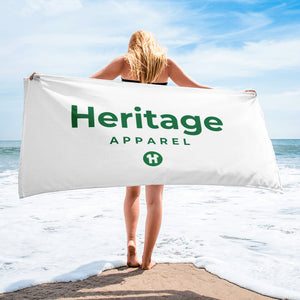 Heritage Beach Towel