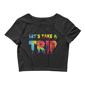 Let's Take A Trip Crop
