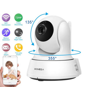 OmniCam™️ - Home Security Wifi Cam