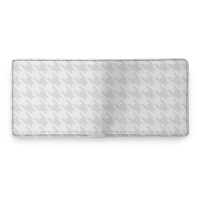AkrutiArtz Soft Gray Leather Wallet