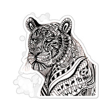 Load image into Gallery viewer, Tiger Kiss-Cut Stickers