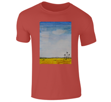 Load image into Gallery viewer, Akruti Artz Prairie T-shirt