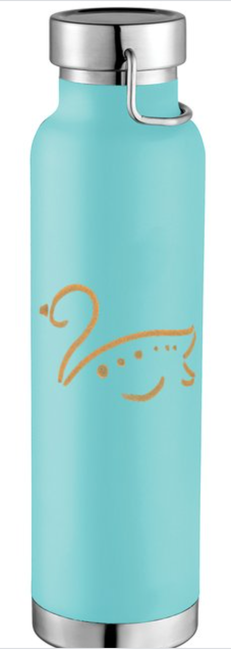 Akruti Artz 22oz Insulated Bottle
