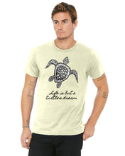 Load image into Gallery viewer, Akruti Artz Turtle's Dream Unisex Jersey T-Shirt