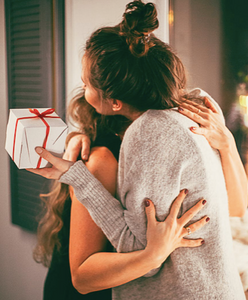 Sending your loved ones a gift with make you and them smile.