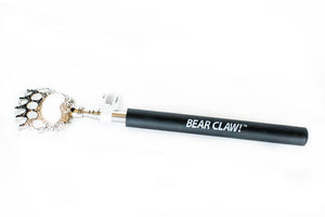 Bear claw back scratcher.  It extends to let you get to those difficult spots.