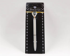 A Diamond Girl pen will make you feel extra special as you record your thoughts.