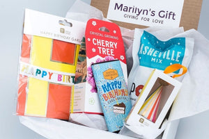 Happy Birthday Box - Marilyn's Gift