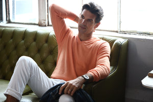 Meet Your Must-Have Fall Staple: Why Every Man Should Own a V-Neck Sweater
