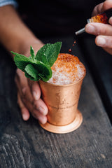 LET'S GET WHISKEY: Mint Julep