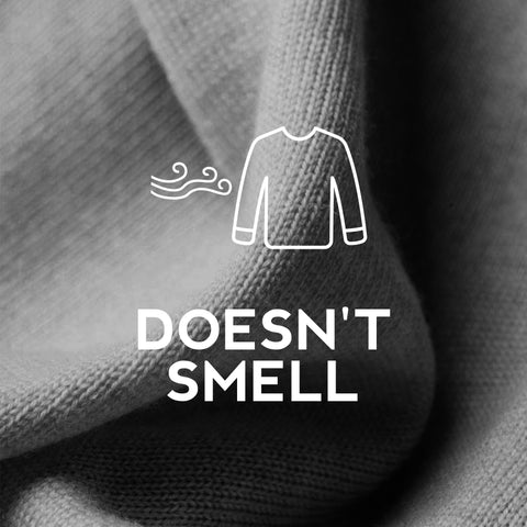 Doesn't smell