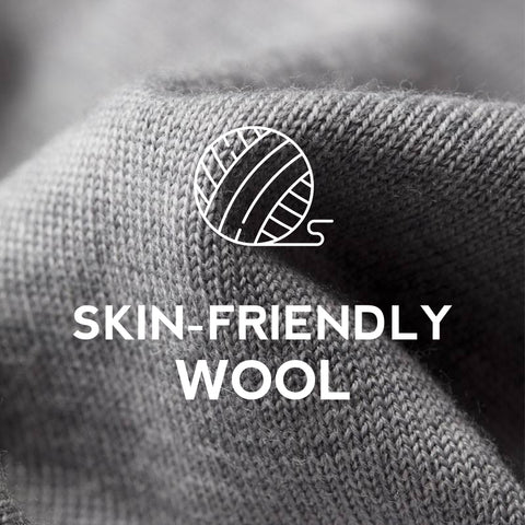 Skin Friendly Wool