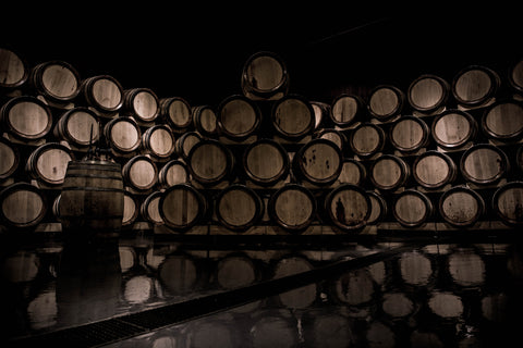 A Beginner's Guide to Tequila: Barrels