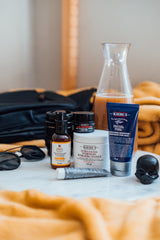 Stay Fresh: Our Men's Skincare and Grooming Bible: Kiehl's Skin