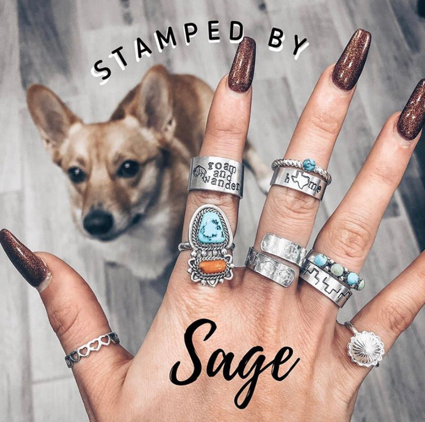 Stamped By Sage