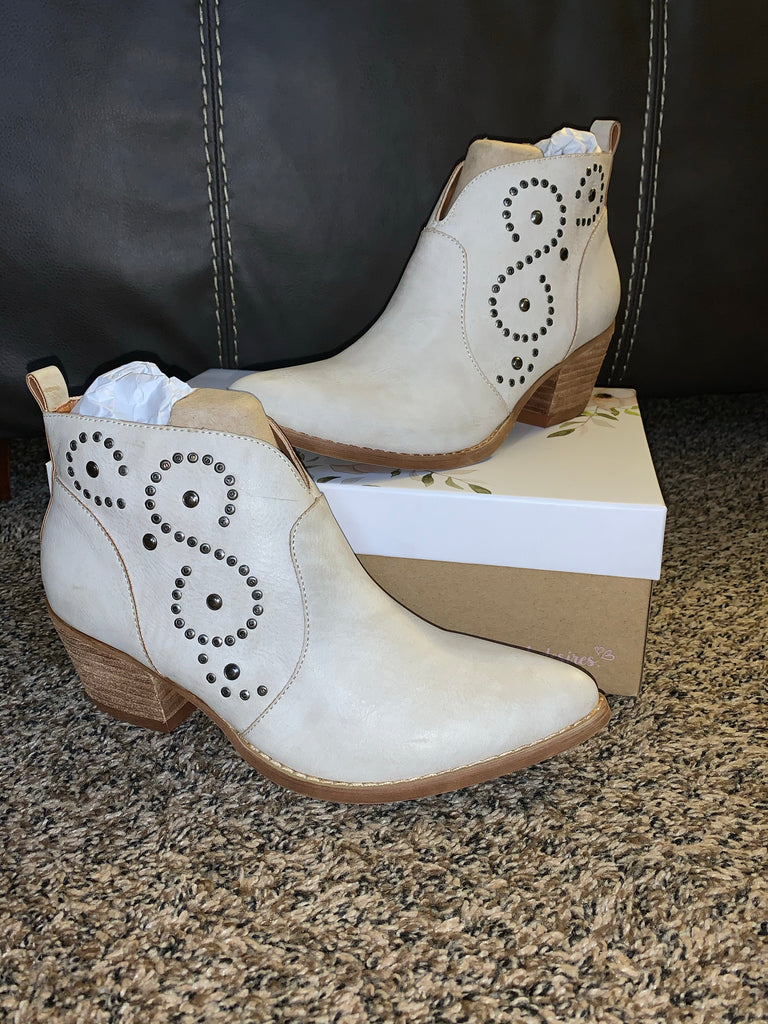 Lilly Rose Booties