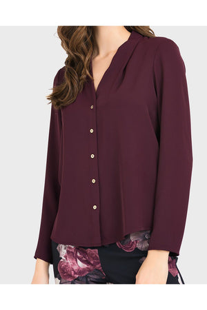 LONG SLEEVE BLOUSE 194419