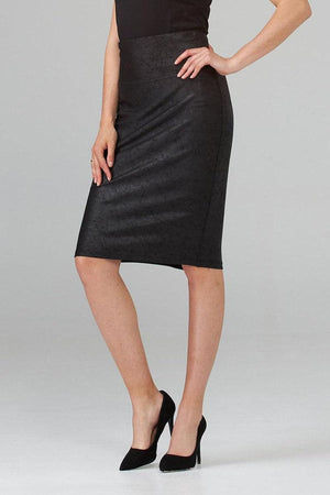 FAUX SUEDE SKIRT 203375