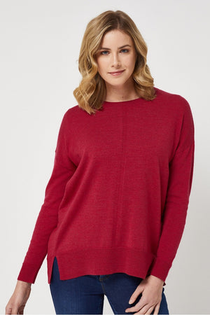LOFTUS MERINO SWEATER 533