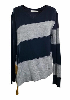 LANE STRIPE SWEATER