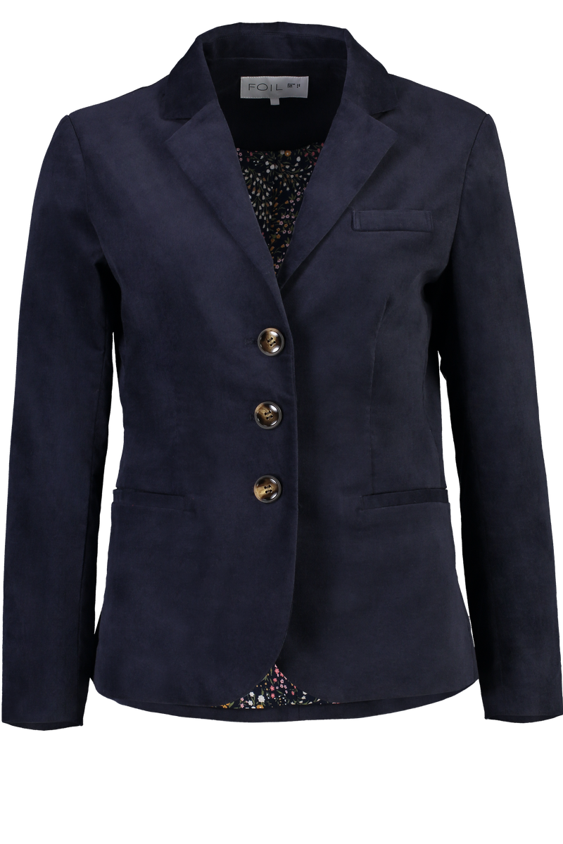 FOIL-CUT-THE-CORD-BLAZER-CFO6423