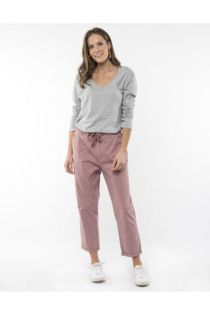 ADELYN CHINO PANTS 8031032