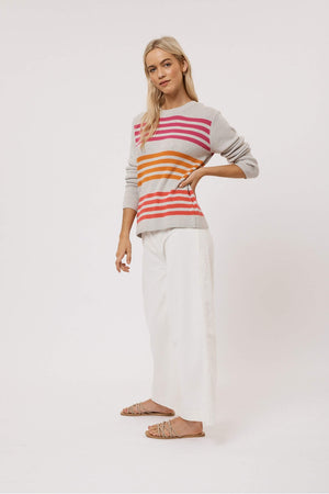 SUMMER SPRITZ SWEATER W20518