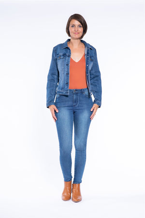 DENIM JACKET CLM116