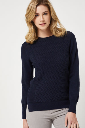 EDEN MERINO SWEATER 531