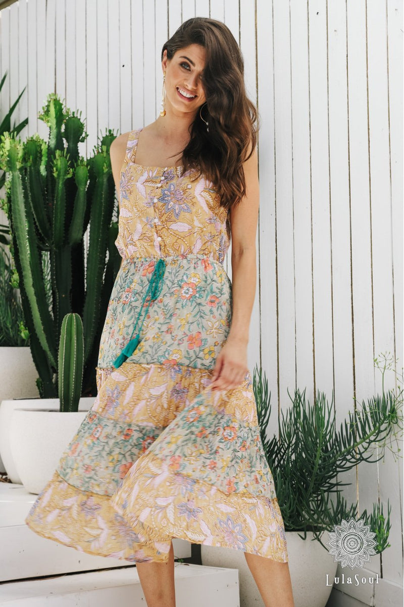 GABY SUNDRESS