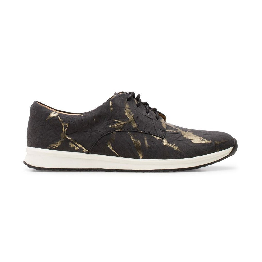 DERBY SPORT CHARCOAL/GOLD STREAK