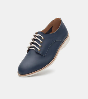 DERBY UNLINED NAVY SC00215