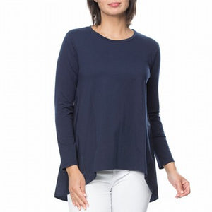 SPLICED LONG SLEEVE TEE 33444