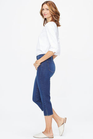 CAPRI JEAN WITH SIDE SPLIT MDNMCP2559