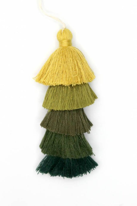 Yellow Tassel