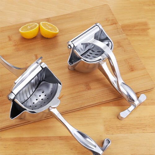 HANDY STEEL MANUAL JUICER + FREE SHIPPING!